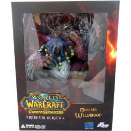 Figura Moonkin World of Warcraft Premium Serie 4 Action figure 22 cm DC Unlimited
