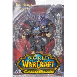 Figura Black Knight World of Warcraft Serie 8 Action figure 18 cm DC Unlimited
