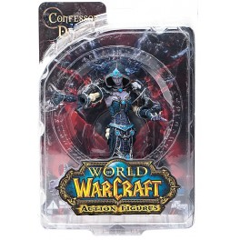 Figura Forsaken Priestess World of Warcraft Serie 8 Action figure 18 cm DC Unlimited