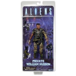 Figura Private William Hudson Aliens Serie 1 Action figure 18 cm Neca