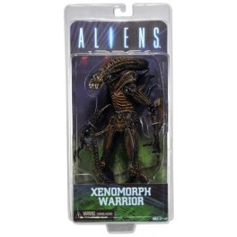 Figura Alien Xenomorph Warrior Aliens Serie 1 Action figure 23 cm Neca