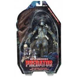 Figura Jungle Hunter Predator Water Emergence Predators Serie 9 Action figure 25th Anniversary 18 cm Neca