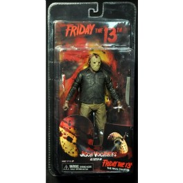 Figura Jason Voorhees Regular Friday 13th Parte IV Action figure 18 cm Neca