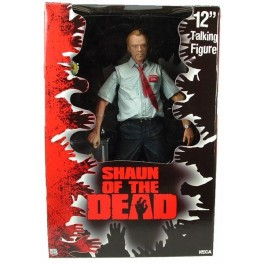 Figura Shaun Shaun of the Dead Action figure Mit Sound 30 cm Neca