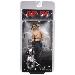 Figura Iggy Pop Action figure 18cms Neca
