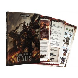 Codex Marines Espaciales del Caos