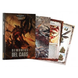 Codex Demonios del Caos