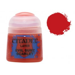 Citadel Layer Evil Sunz Scarlet - Equivale a Blood Red gama antigua