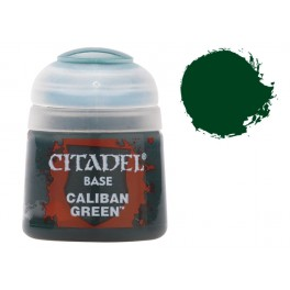 Citadel Base Caliban Green - equivale a Dark Angels Green gama antigua