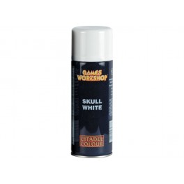 Skull White Spray