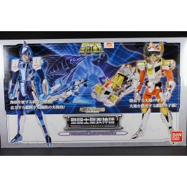 Figura Myth Cloth Land + Marine Bandai