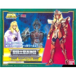 Figura Myth Cloth Poseidon Royal Ornament Edition Bandai