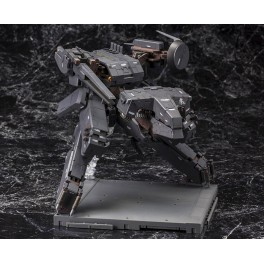 Figura Metal Gear Solid Maqueta Plastic Model Kit 1/100 Metal Gear Rex Black Ver. 22 cm Kotobukiya