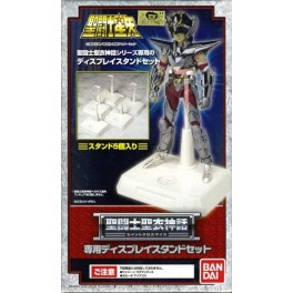 Myth Cloth Caja Stands White Bandai