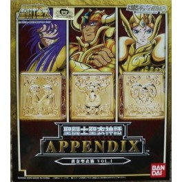 Saint Seiya Myth Cloth Pandora Box Vol.1 Bandai