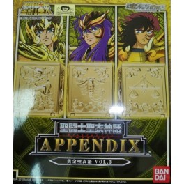 Saint Seiya Myth Cloth Pandora Box Vol.3 Bandai