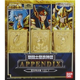 Saint Seiya Myth Cloth Pandora Box Vol.4 Bandai