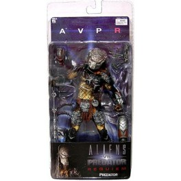 Figura Predator Mask Alien vs Predator Requiem Action figure 18 cm Neca