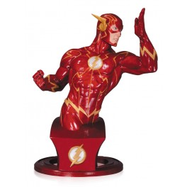 Busto DC Comics Super Heroes The Flash 14 cm DC Collectibles