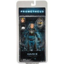 Figura David 8 Prometheus Serie 2 Action figure Deluxe 18 cm Neca
