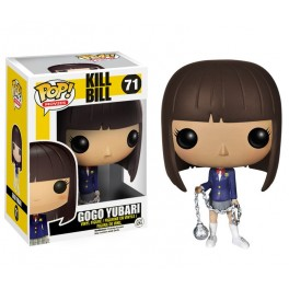 Figura Kill Bill POP! Vinyl Gogo Yubari 9.5 cm Funko