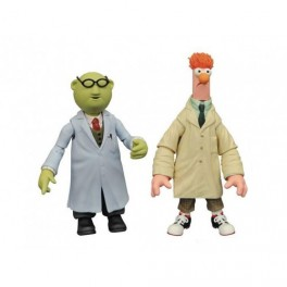 Figura Bunsen Honeydew & Beaker - The Muppets