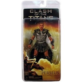 Figura Perseus Damaged Furia de Titanes Movie Action figure 18 cm Neca