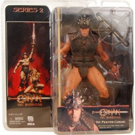 Figura Conan the Barbarian - Battle of armors 18 cm Neca