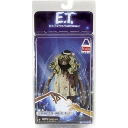 Figura E.T. el Extraterrestre Dress Up Serie 1 Action figure 15 cm Neca