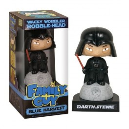 Figura Padre de Familia Darth Stewie Big Head 15 cm Funko