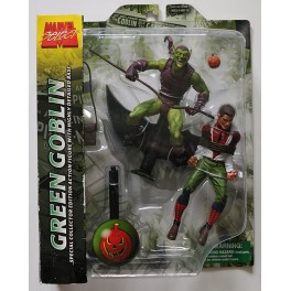 Figura Spider-Man Marvel Select Green Goblin vs Peter Parker Classic 18 cm Diamond Select