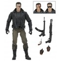 Figura Ultimate Police Station Assault T-800 (Motorcycle Jacket) - Terminator