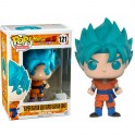 Figura Super Saiyan God Goku (Blue) - Dragon Ball Z Resurrection F