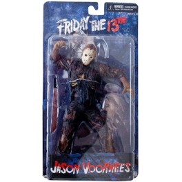 Figura Jason Voorhees Friday 13th Cult Classics Icons Serie 5 Action figure 18 cm Neca