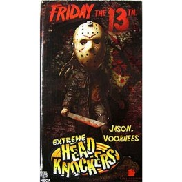 Figura Friday 13th 2009 Jason Head Knocker 20 cm Neca