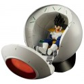 Figura Mechanics Saiyan Space Pod - Dragon Ball Z