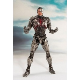 Estatua Cyborg - Justice League