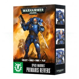 Easy to Build Primaris Reivers