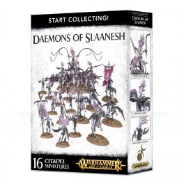 Start Collecting Daemons of Slaanesh