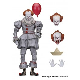 Figura Ultimate Pennywise - Stephen King's It 2017