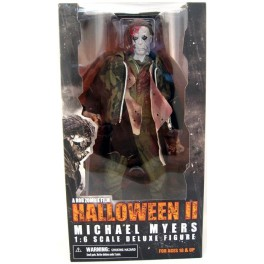 Figura Michael Myers Halloween 2 Cinema of Fear Action figure 30 cm Mezco Toys