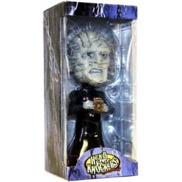 Figura Pinhead Hellraiser Head Knocker 20 cm Neca