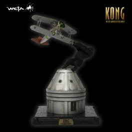 Figura King Kong Estatua Kongs Last Stand Weta Collectibles
