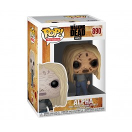 Figura Alpha w/Mask - Walking Dead