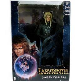 Figura Jareth Labyrinth Action figure 30 cm Neca