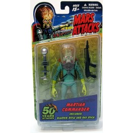 Figura Martian Mars Attacks! Action figure 16 cm Mezco Toys