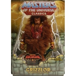 Figura Grizzlor Masters of the Universe Motu Classics 17 cm Mattel