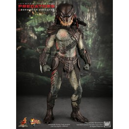 Figura Berserker Predator Predators Collectible Action figure 35 cm Hot Toys MMS130