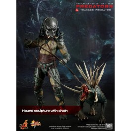 Figura Tracker Predator Predators Collectible Action figure 30 cm Hot Toys MMS147