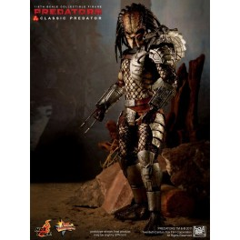 Figura Classic Predator Predators Collectible Action figure 30 cm Hot Toys MMS162